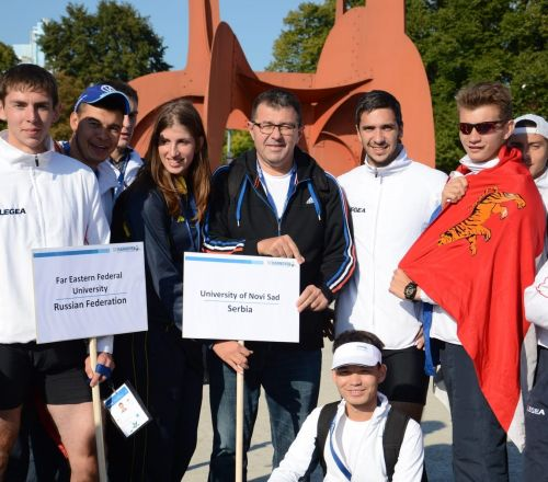 Third call for the EUC Rowing 2017 in Subotica, Serbia.